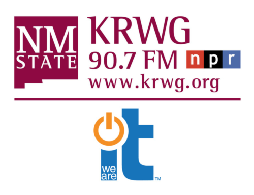 We Are IT KRWG NPR Monday Business Watch