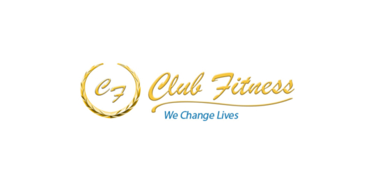 Club Fitness Logo