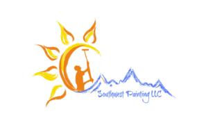 Southwest Painting Text Logo