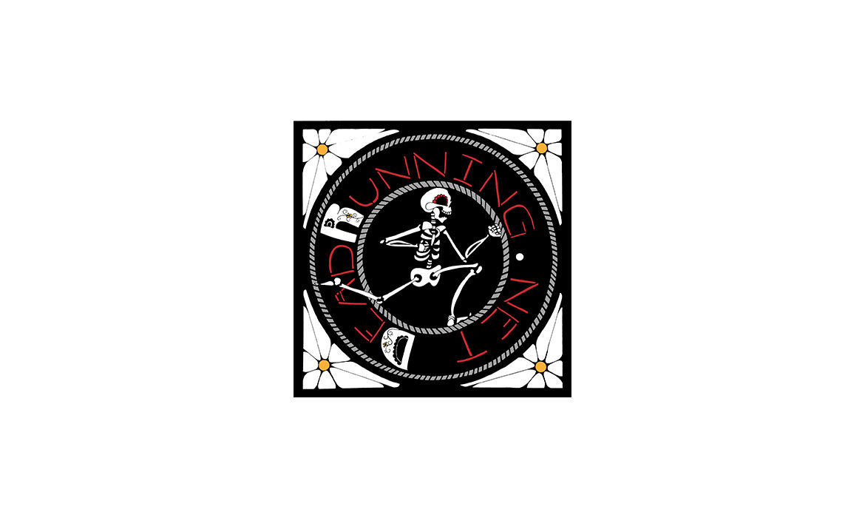 Dead Running Logo