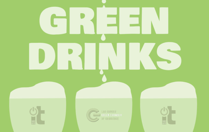 Green-Drinks-Event-Poster