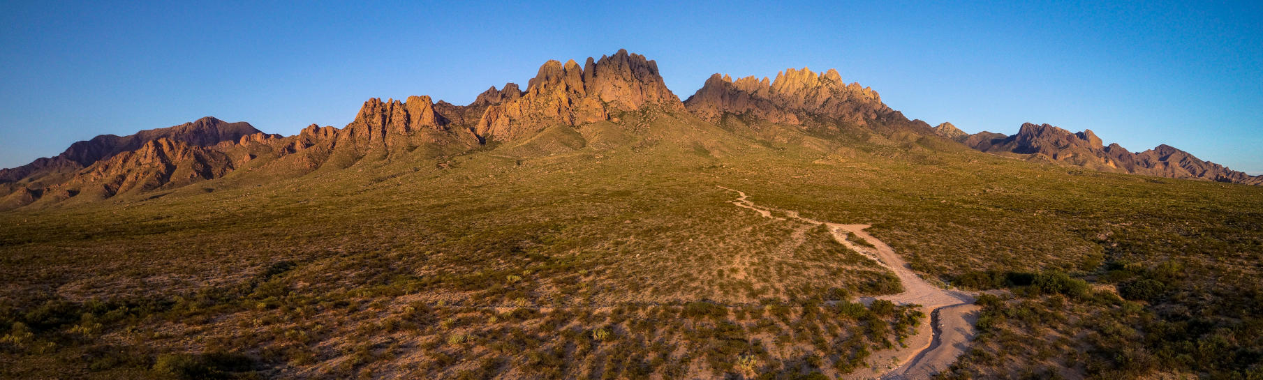 Organ Mountains Panorama